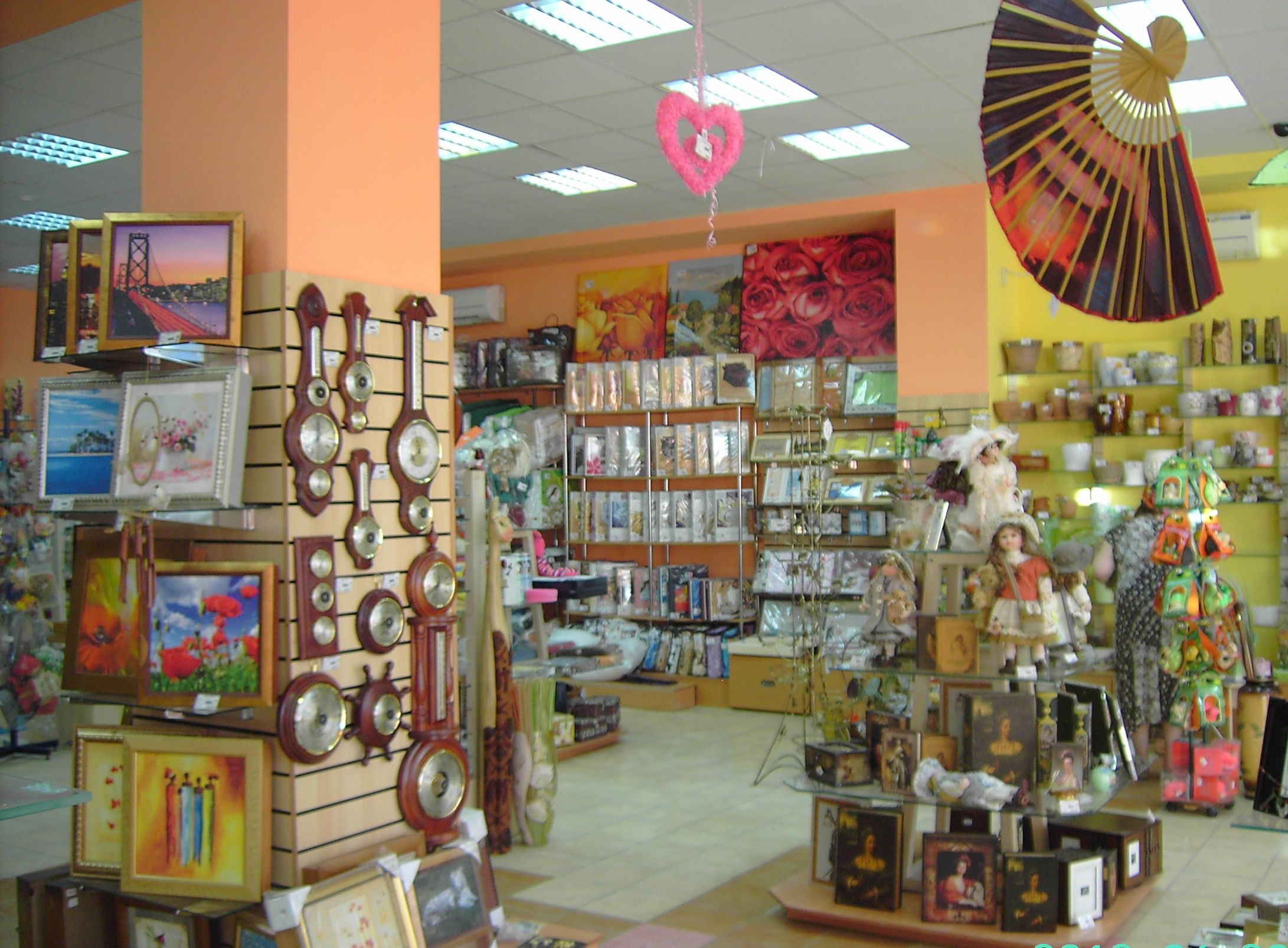 Выставка подарков и товаров для дома